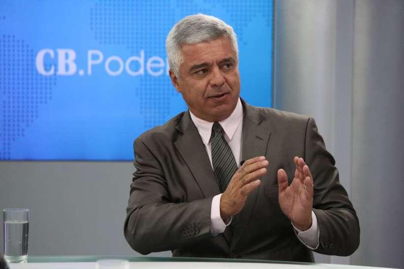 Olímpio ainda ressaltou que conversou com Guedes sobre o apoio dos parlamentares à reforma. Foto: Arthur Menescal/Esp. CB/D.A Press