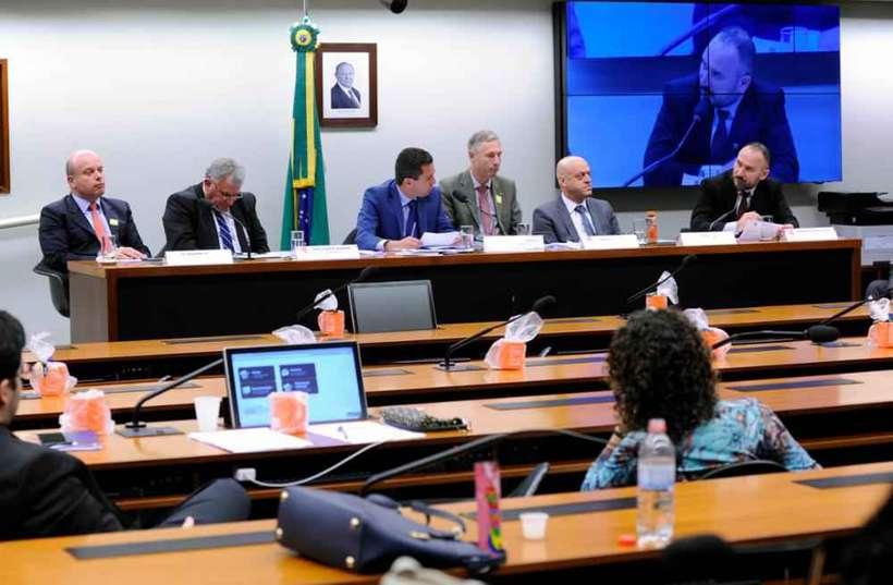 Comissão de Finanças e Tributação (CFT) da Câmara: cabo de guerra. Foto: Cleia Viana/Câmara dos Deputados