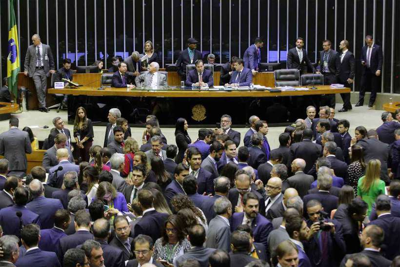 A proposta permite a aplicação imediata das sanções impostas pelo Conselho de Segurança das Nações Unidas para pessoas, empresas e entidades investigadas por terrorismo. Foto: Najara Araujo/Câmara dos Deputados