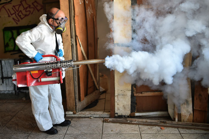 Os dados apontam acréscimo 1.871% dos casos suspeitos de dengue. Foto: André Borges/Divulgação.
