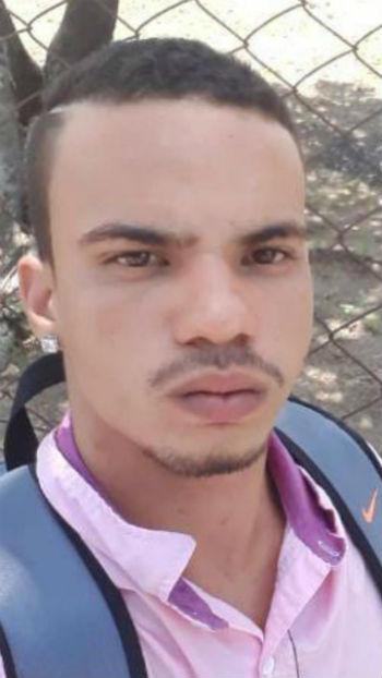 O suspeito é natural de Natal (RN) e morou com o tio por um mês. Foto: Polícia Civil/Divulgação.