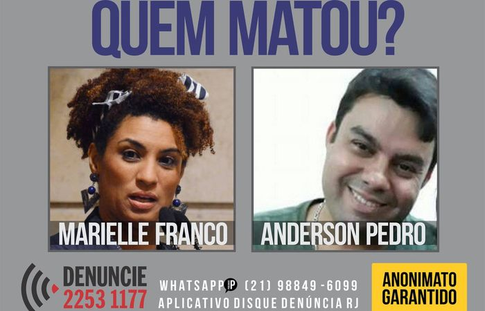 Foto: Disque Denúncia/ Divulgação