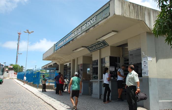 Bloco foi criado em homenagem a linha de ônibus Paratibe/Rio doce da extinta Oliveira - Foto: Roberto Ramos/DP