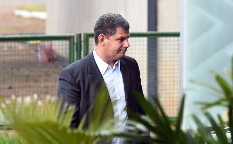 Gustavo Bebianno insiste em se manter no cargo e chegou a fazer ameaças ao Palácio do Planalto, após o apoio do presidente ao filho. Foto: Ed Alves/CB/D.A Press