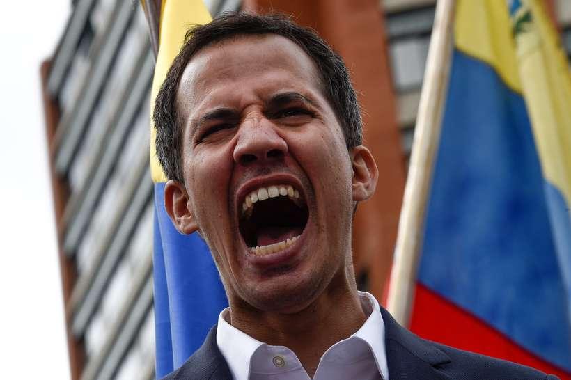 A prioridade é fazer com que as doações cheguem à Venezuela no dia 23, conforme vem anunciando Guaidó, que foi reconhecido por quase 50 países como presidente interino. Foto: Arquivos / AFP
