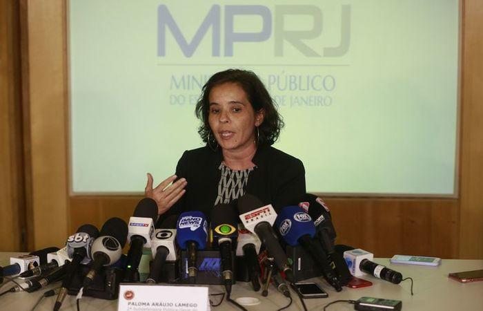 A defensora pública Paloma Lamego - Tomaz Silva/Arquivo/Agência Brasil