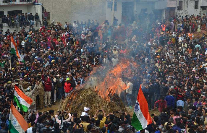 Foto: Pawan Sharma / AFP