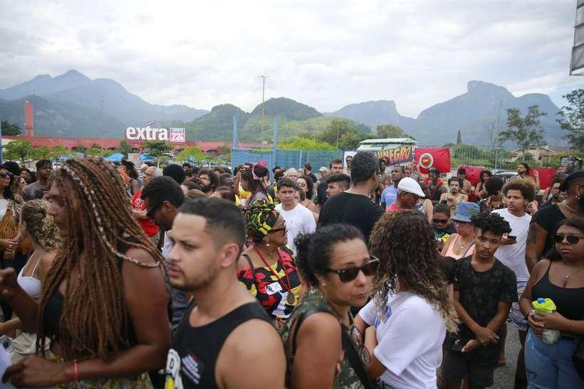 Imagens da ação viralizaram na rede e desencadearam os protestos. Foto: Fernando Frazão/Agência Brasil