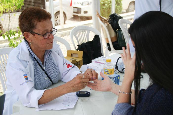 Ação acontece até a próxima quinta (21). Foto:Alice Mafra/Prefeitura de Olinda