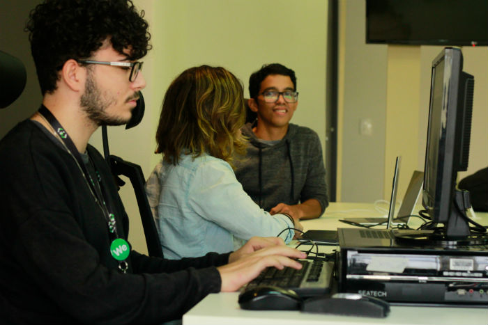 Centro de Informática (CIn) pode ser um dos beneficiados pela parceria. Foto: Thalyta Tavares/Esp.DP.