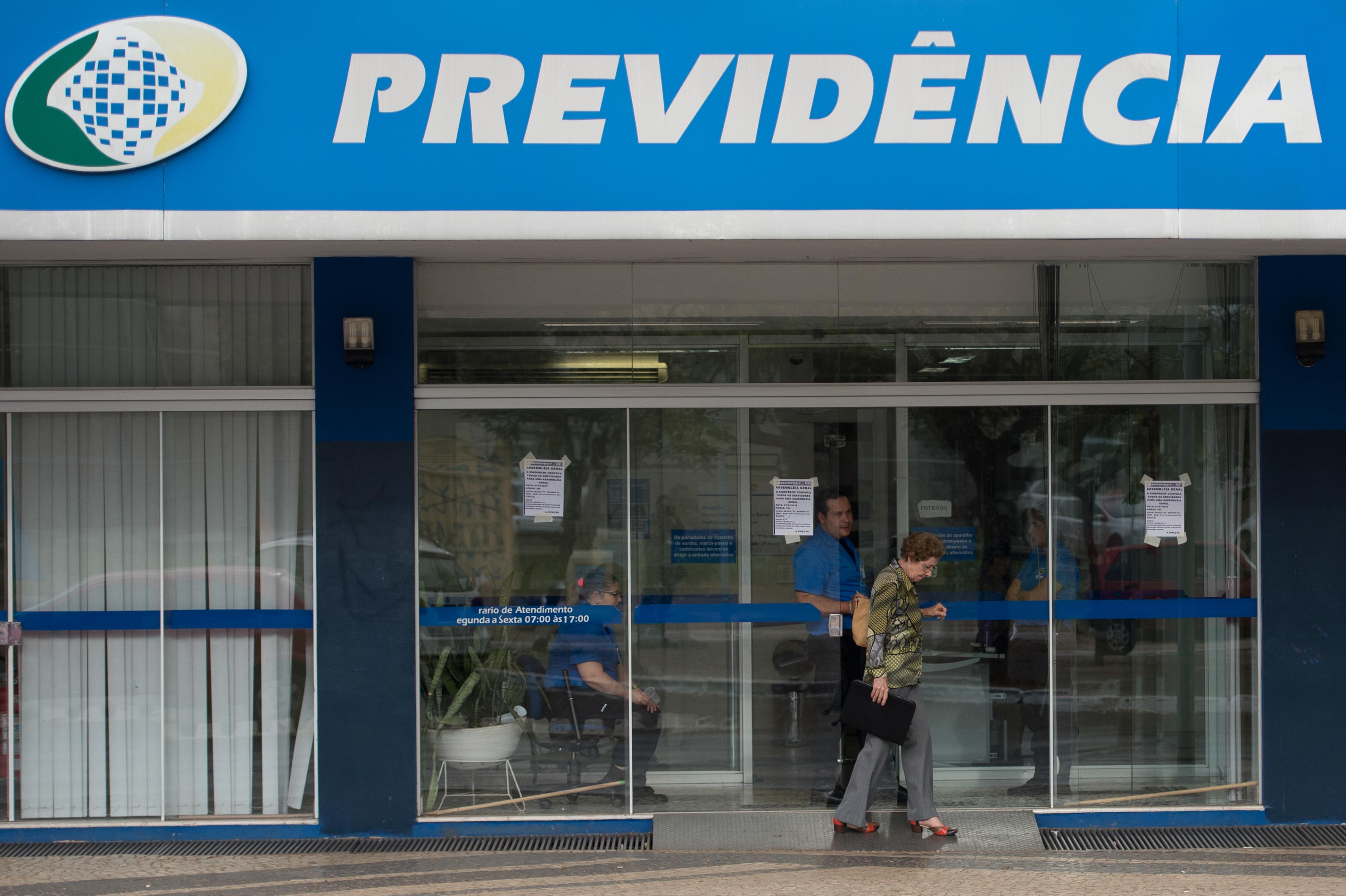 Proposta que muda o sistema previdenciário será levada hoje ao Congresso pelo presidente Jair Bolsonaro. Foto: Arquivo/Agência Brasil