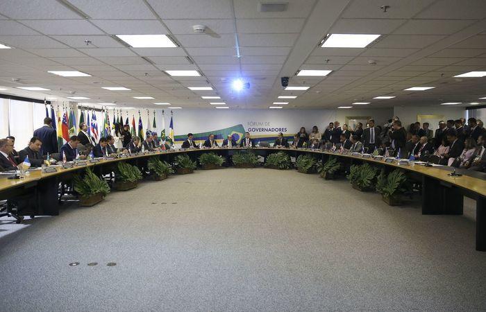 Reunião ocorre nesta manhã, em Brasília. Foto: José Cruz/Agência Brasil