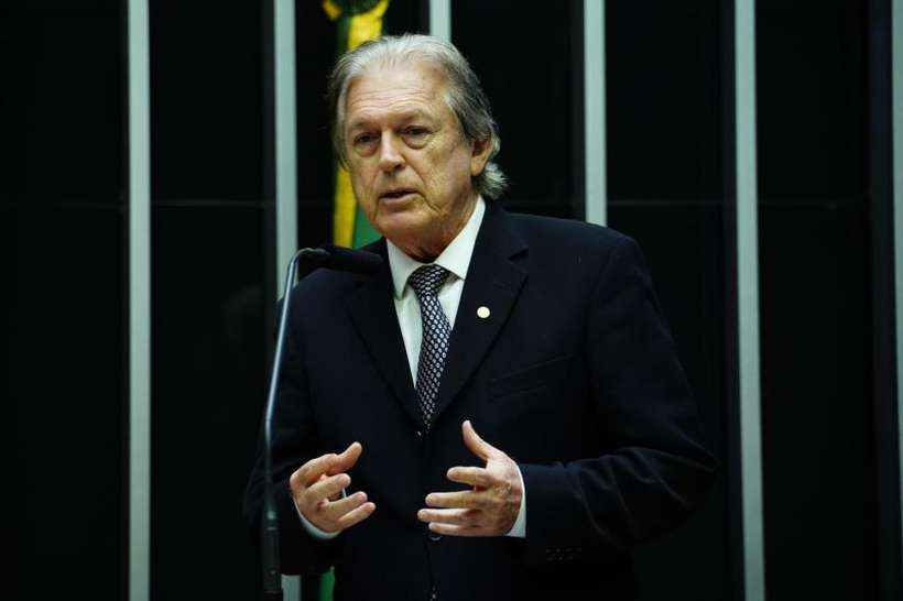 Luciano Bivar, presidente do Partido Social Liberal (PSL). Foto: Luis Macedo/Acervo Câmara dos Deputados