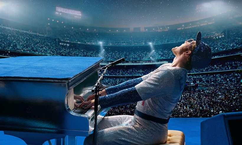 Depois de finalizar a cinebiografia de Freddie Mercury junto ao Queen, Dexter Fletcher dirige a cinebiografia de Elton John. Foto: Paramount/Divulgação