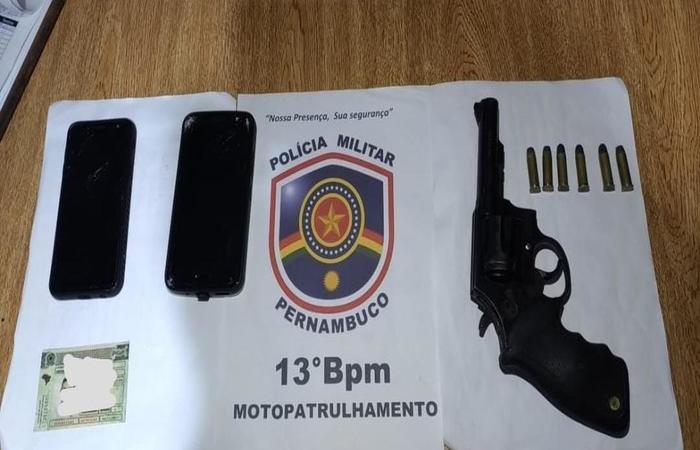 Foto: PMPE/Divulgação.