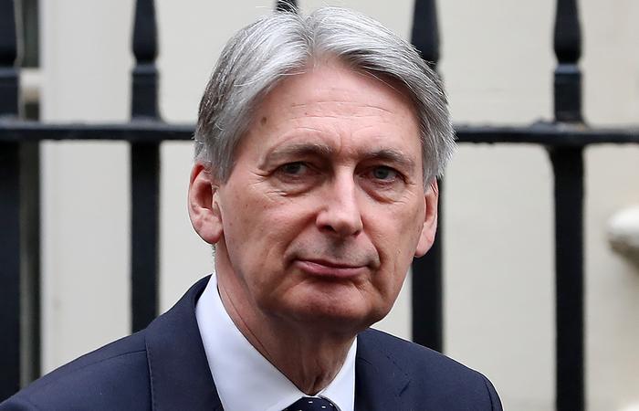 Ministro britânico das Finanças, Philip Hammond. Foto: Daniel LEAL-OLIVAS / AFP