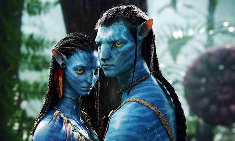 Casal terá uma filha em 'Avatar 2'. Foto: Reprodução/Divulgação