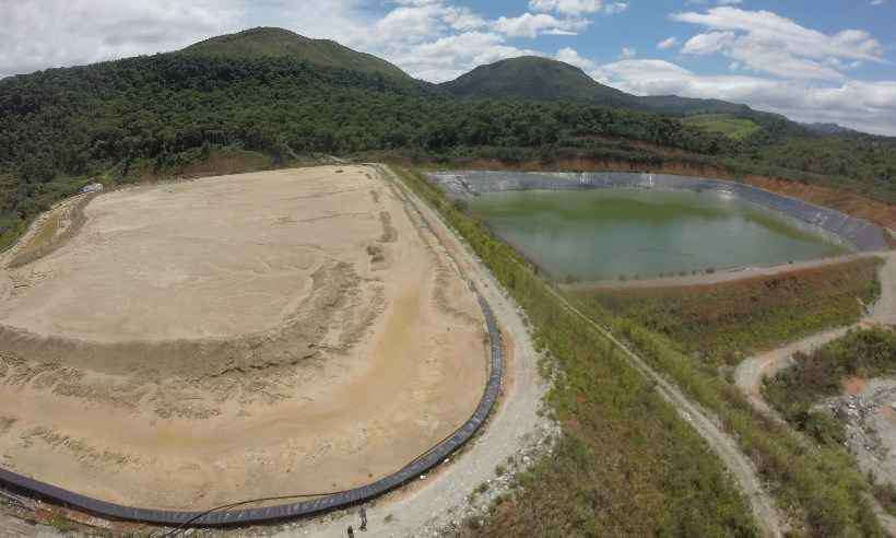 O Ministério Público e a Fundação Estadual do Meio Ambiente (Feam) detectaram que a situação das duas represas do complexo é crítica. Foto: Mateus Parreiras/Estado de Minas