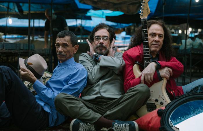 Ave Sangria faz dois shows no bairro nesta semana. Foto: Flora Negri/Divulgação
