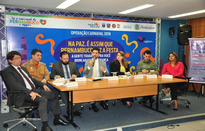 Foto: Fotos: Djair Pedro/Secretaria de Defesa Social.