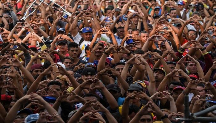 Foto: Juan Barreto/AFP Photo