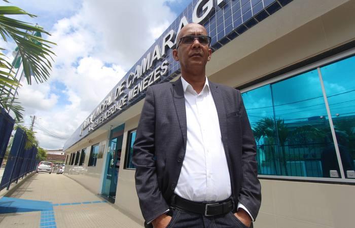 Presidente da Câmara, Toninho Oliveira, rompeu com prefeito e é a favor de saída. Foto: Mandy Oliver / Esp. DP