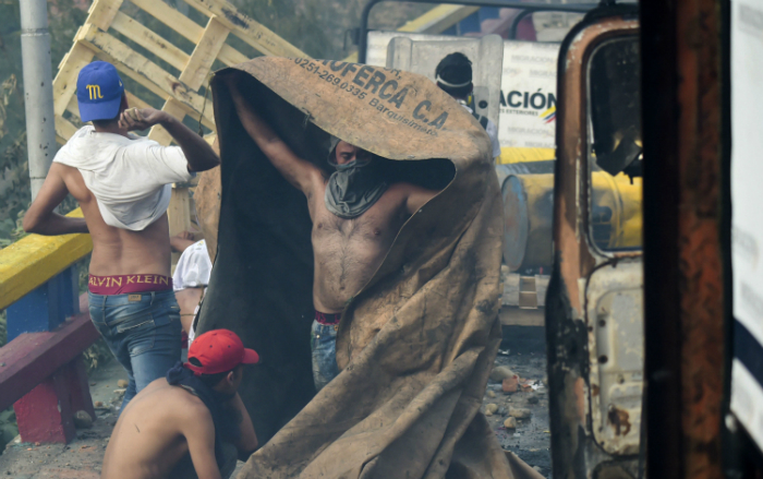 Foto: Raul Arboleda/AFP