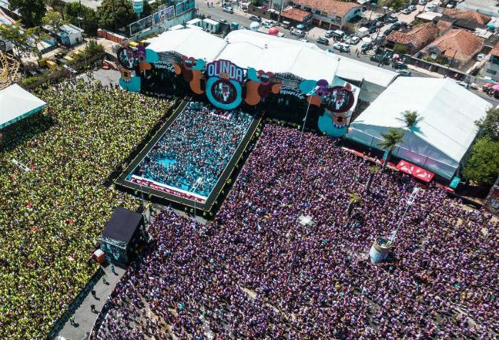 Evento do ano passado reuniu 70 mil pessoas. Foto: Olinda Beer/Divulgação.