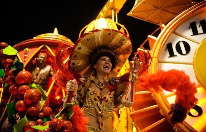 Carnaval levará milhares de turistas ao Rio. Ocupação dos hotéis já passa dos 74%. Foto: Arquivo/Tomaz Silva/Agência Brasil