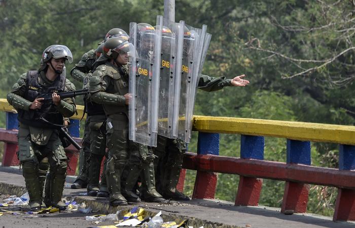 Foto: Luis ROBAYO / AFP