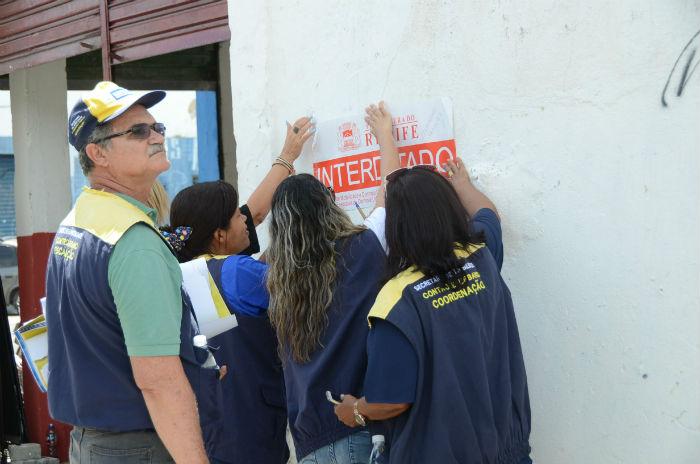 Até sábado, os camarotes que têm pendências na documentação podem ser licenciados. Foto: Luciano Ferreira/PCR/Divulgação.