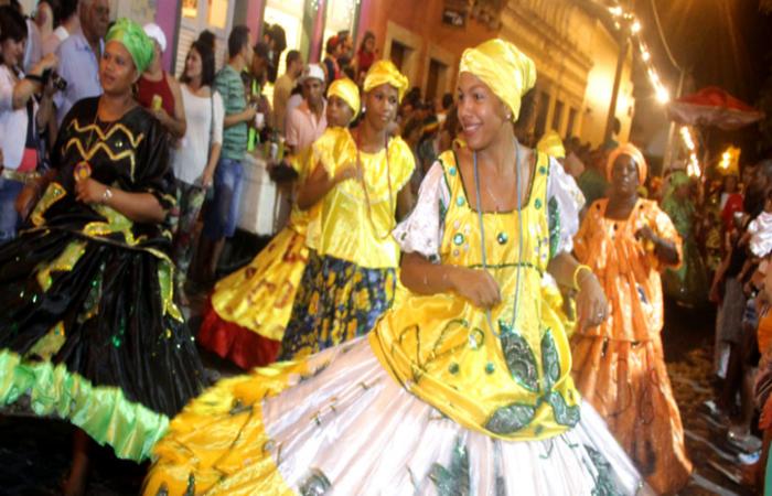 Nove grupos de Maracatus de Olinda irão participar da solenidade. Foto: Prefeitura de Olinda/Divulgação