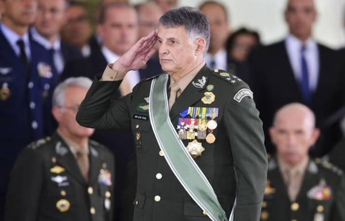 General Edson Leal Pujol. Foto: Valter Campanato/ Agência Brasil