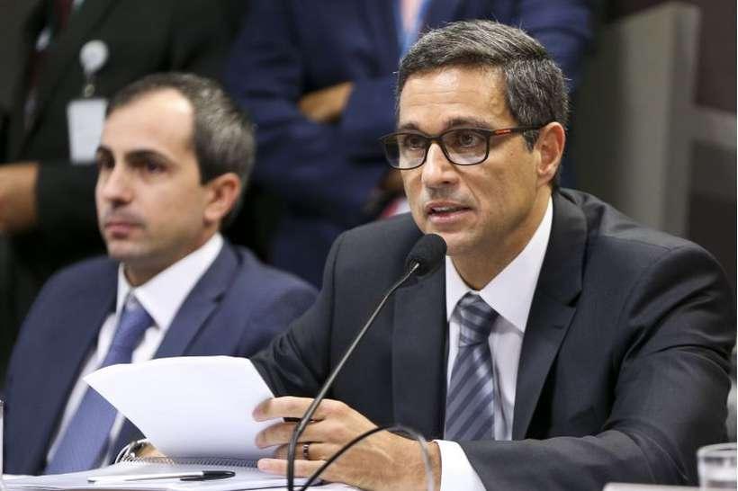 Segundo o futuro presidente da autoridade monetária, projetos para reduzir juros serão enviados ao Congresso. Foto: Marcelo Camargo/Agência Brasil
