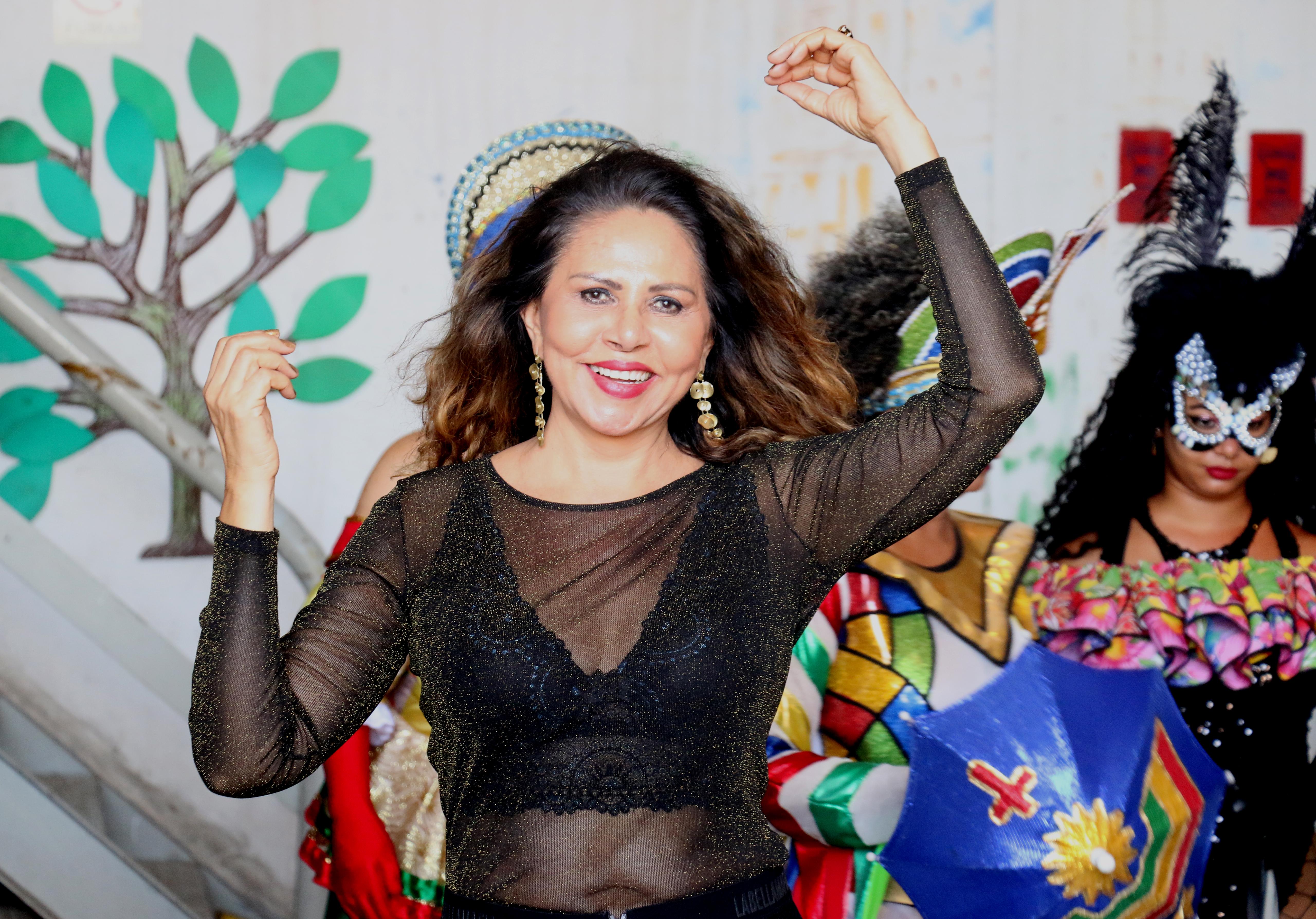 O tradicional trio da Secretaria da Mulher será protagonizado por Cristina Amaral pela primeira vez. Foto: Gabriel Melo/DP