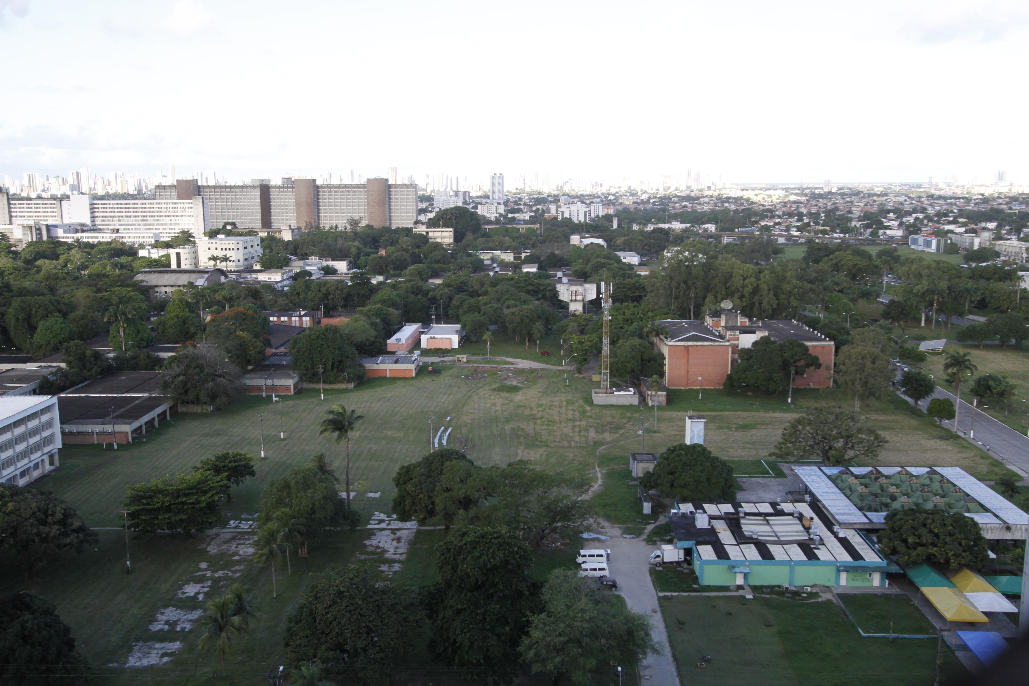 Candidatos devem ir ao campus Recife da UFPE. Foto: Ricardo Fernandes/DP.