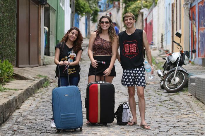 Uma mistura de Fortaleza com São Paulo toma conta de Olinda por mais um ano. Foto: Gabriel Melo/especial DP