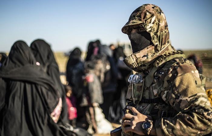 Depois de uma ascensão meteórica em 2014 o EI perdeu seus territórios, e esta última batalha marca o início do fim territorial do grupo jihadista.Foto: Delil SOULEIMAN / AFP