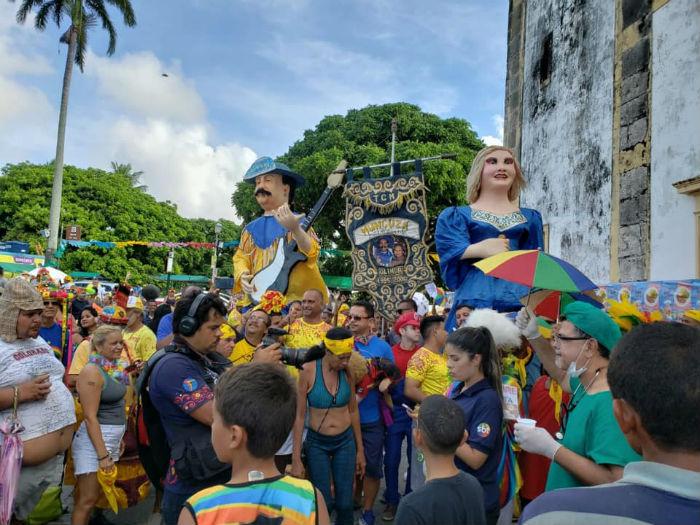Foto: Bloco Munguzá de Zuza Miranda & Thais/Divulgação.