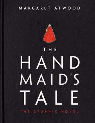 The handmaid's tale ganha versão em quadrinhos. Foto: Doubleday/Divulgação.