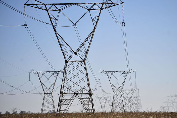Linhas de transmissão de energia, energia elétrica. Crédito: Marcello Casal jr/Agência Brasil