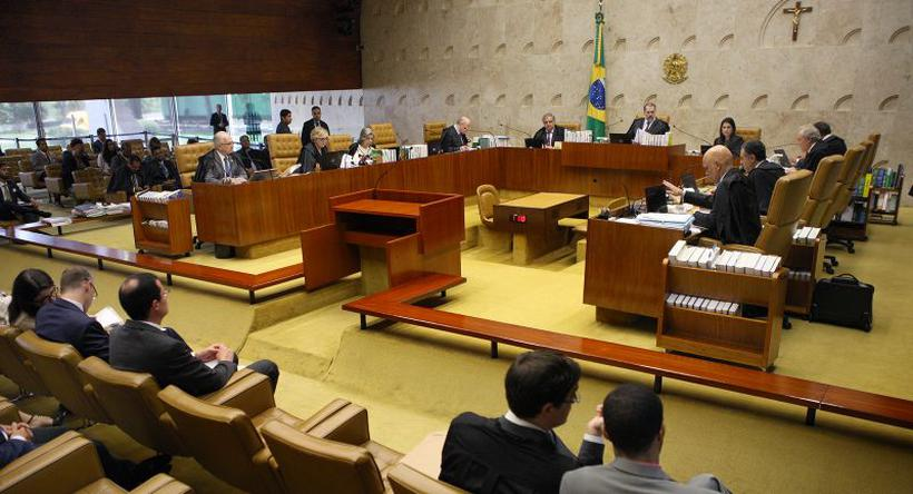 O plenário da Corte vai julgar um agravo regimental apresentado pelo ex-prefeito do Rio Eduardo Paes e pelo deputado federal Pedro Paulo. Foto: Nelson Jr./SCO/STF