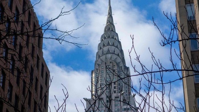 Chrysler Building. Foto: AFP