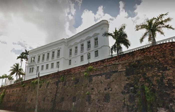 Evento acontece no Palácio dos Leões, em São Luís, Maranhão. Foto: Reprodução/Google Street View. (Evento acontece no Palácio dos Leões, em São Luís, Maranhão. Foto: Reprodução/Google Street View.)