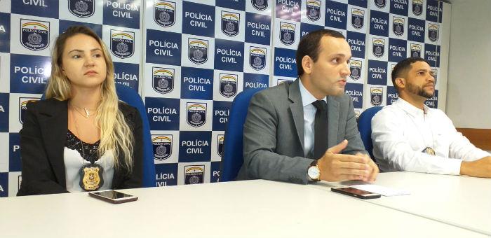 Detalhes da operação foram apresentados nesta segunda-feira. Foto: Polícia Civil de Pernambuco/Divulgação.