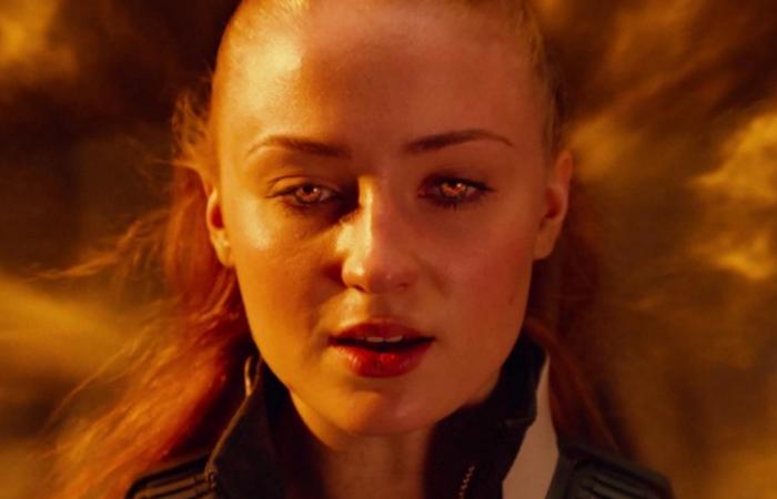 A atriz Sophie Turner será a Fênix Negra em filme solo do X-Men. Foto: Fox/Divulgação