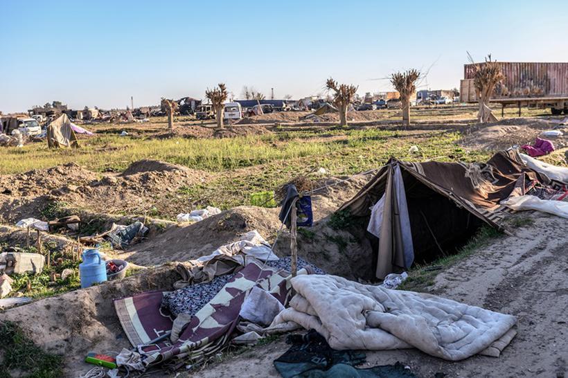 A ONG lembrou que mais de 400.000 pessoas morreram, e 13,2 milhões precisam de ajuda no país. Foto: Bulent Kilic / AFP