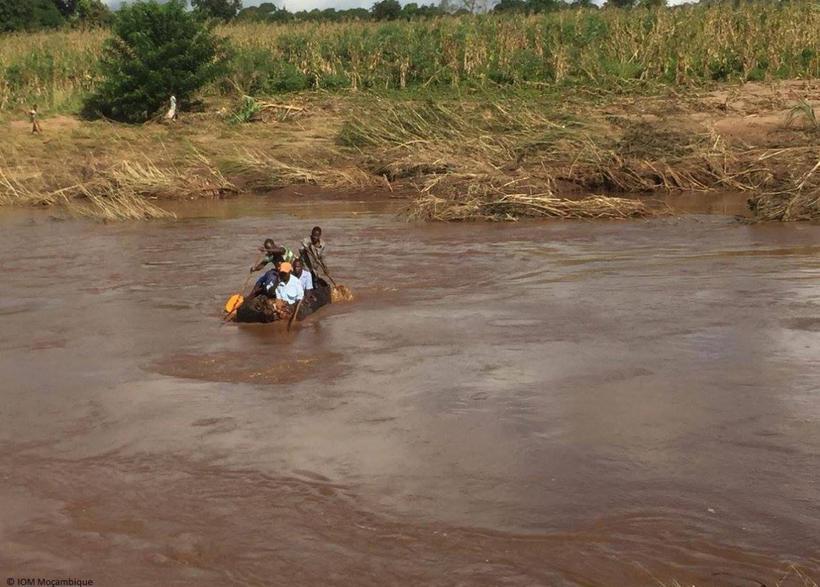 As inundações afetaram mais de 140.000 pessoas, destruíram cerca de 6.000 casas e inundaram milhares de hectares agrícolas. Foto: Reprodução/ Redes sociais @naçõesunidas