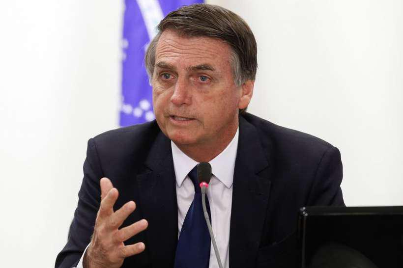 Segundo Bolsonaro, ele mesmo tem feito os contatos com os parlamentares. Foto: Alan Santos/PR