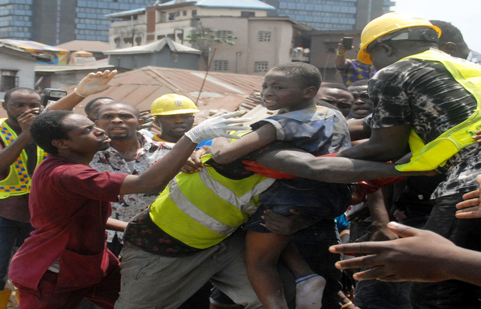 Foto: SEGUN OGUNFEYITIMI / AFP